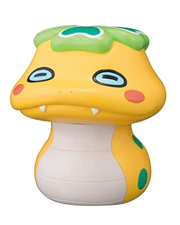 Amazon 妖怪ウォッチ 妖怪ソフビシリーズ ツチノコ ソフビ人形