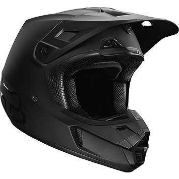 Fox 2019 V2 - Casco de Motocross para Adulto (Talla S, 55-56