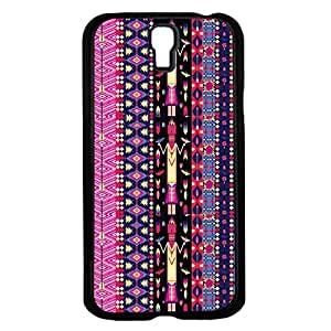 Colorful Striped Aztec Pattern Hard Snap on Phone Case (Galaxy s4 IV)
