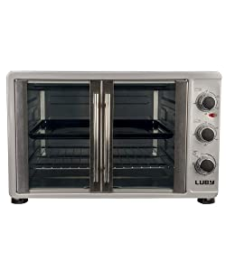 Luby GH55-H Toaster Oven 55 L White