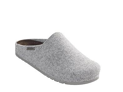 Shepherd Isabell Damen Slipper Pantoffeln Hausschuhe, Grau (Grey 20), EU 40