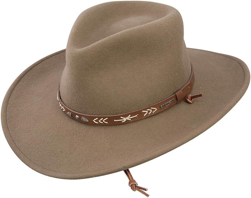 Stetson Santa Fe Crushable Hat