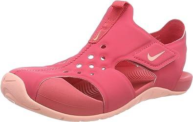 buscar autorización belleza el precio más baratas Amazon.com | Nike Little Kid's Sunray Protect 2 Sandal, Tropical ...