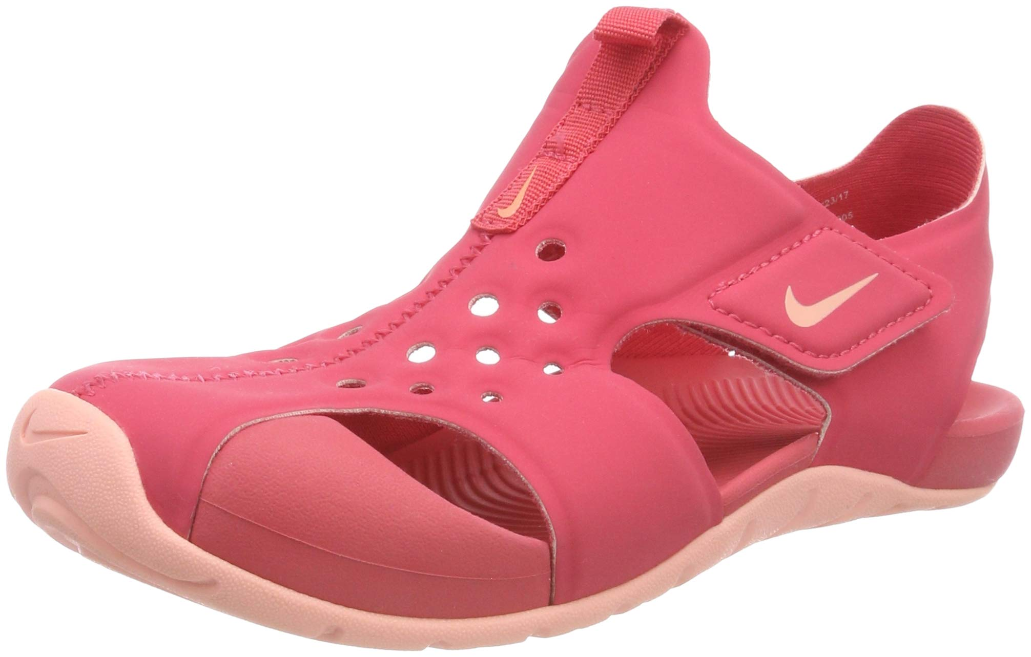 Nike Sunray Protect 2 (PS) Boys Fashion-Sneakers 943828-600_1Y - Tropical Pink/Bleached Coral