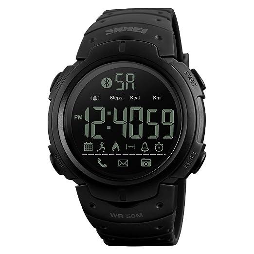 EOBP: reloj inteligente para hombre, deportes al aire libre, resistente al agua,