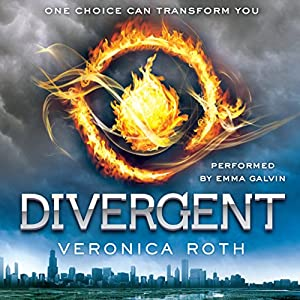 Divergent Audiobook by Veronica Roth Narrated by Emma Galvin