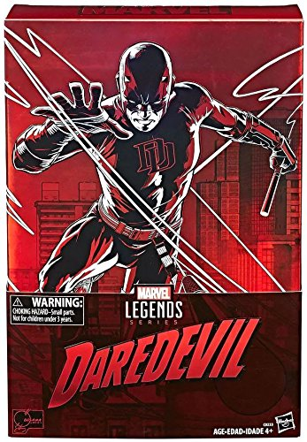 Marvel Legends SDCC 2017 Exclusive 12 inch Daredevil Action Figure