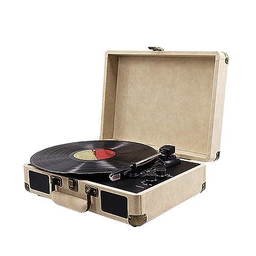 GWX Retro del fonógrafo, Disco de Vinilo del Jugador, de ...
