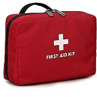 15000P Erste Hilfe Tasche Leer Reiseapotheke Tasche Medikamententasche Reise Sanitätstasche 17 x 12 x 6cm