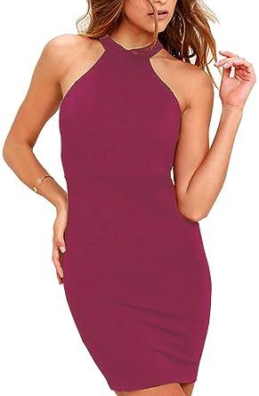 Meyison Damen Armellos Spitzenkleid Ballkleid Retro Rockabilly Sommerkleid  Elegant Vintage Cocktailkleid Kleider Gr.36-46  Amazon.de  Bekleidung 44c0502c7c
