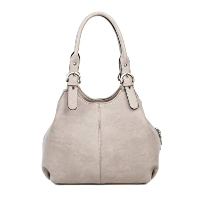 66d649e16e2 Women's Medium Size Designer Made Multi Pocket Top handle Shoulder Bags