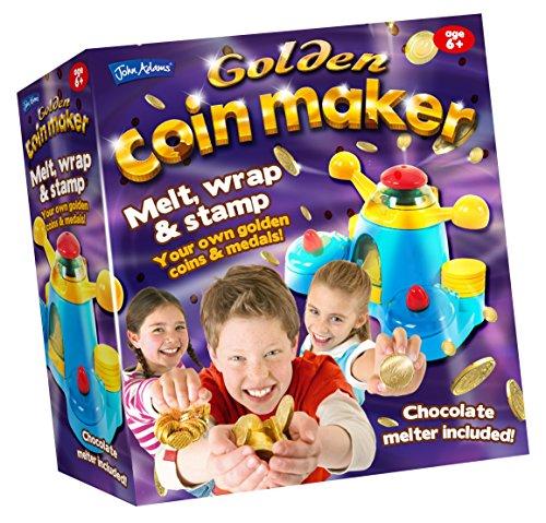 (John Adams Golden Coin Maker)