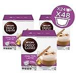 NESCAFÉ Dolce Gusto Nescafé Dolce Gusto Chai Tea Latte (48 Cápsulas/24 Porciones), Chai Tea Latte, 477.6 gramos