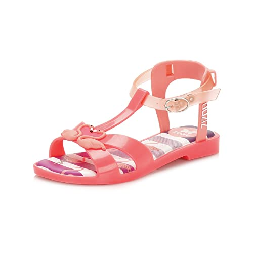 eb0da60662a2 Zaxy Kids Pink Flamingo Zizou Sandals  Amazon.ca  Shoes   Handbags