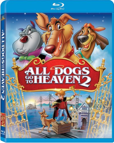 All Dogs Go to Heaven 2 Blu-ray