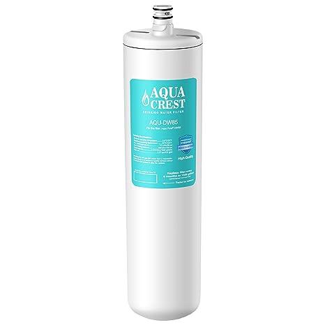 Amazon.com: AQUACREST DW85 Under Sink Water Filter ...