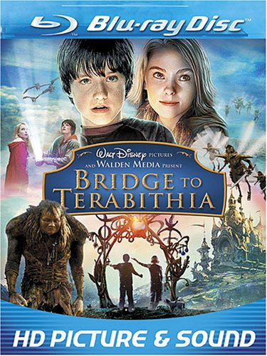 Amazon.com: Bridge to Terabithia [Blu-ray]: Josh Hutcherson ...