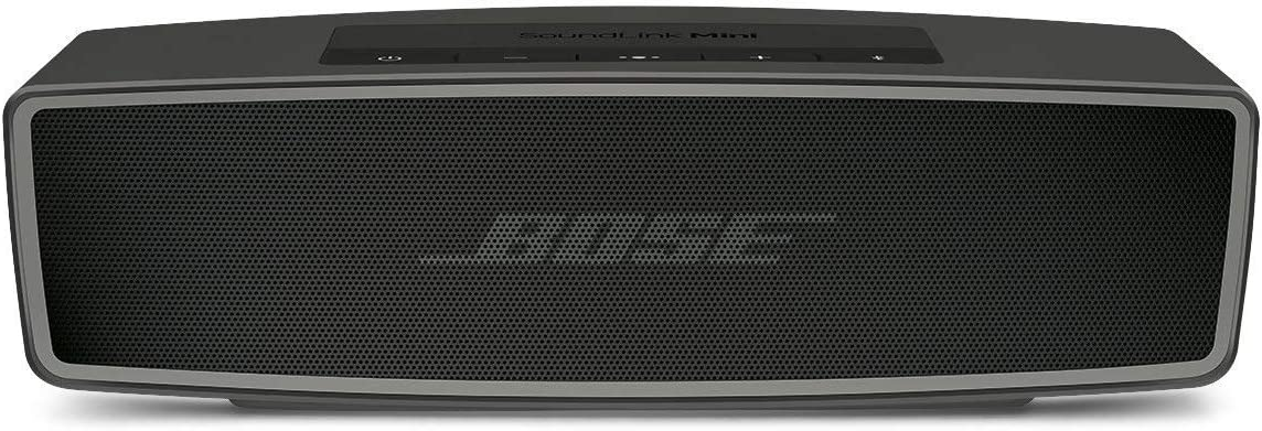 Bose SoundLink Mini II - Altavoz portátil Bluetooth, Color carbón (Importado)