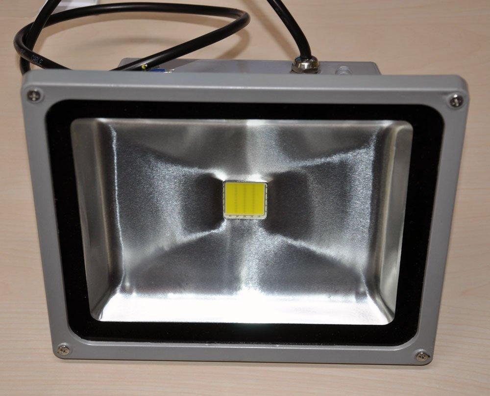 Led Scheinwerfer High Power Kaltweiss Strahler 30w Lampe 220v Volt Halogenersatz Beleuchtung