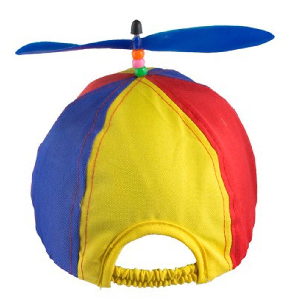 Adulto gorro hélice hélice multicolores béisbol sombrero (colores puede  variar)  Amazon.es  Ropa y accesorios 10981910f43