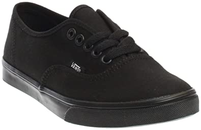 20e7509146e59e Image Unavailable. Image not available for. Color  Vans Adult Authentic Lo  Pro Sneakers - black monochrome