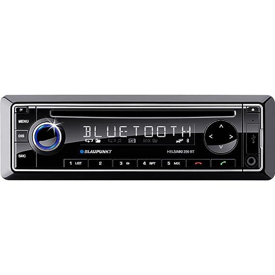 blaupunkt helsinki 220 bt world am fm mw amazon in electronics rh amazon in Car Subwoofer Wiring Diagram Yamaha Wiring Diagram