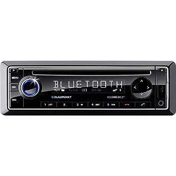 blaupunkt helsinki 220 bt world am/fm/mw/rds cd receiver with built