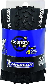 Michelin 439301 Cubierta, Unisex, Negro, 26x2.00: Amazon.es: Deportes y aire libre