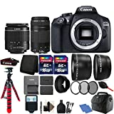 Canon EOS Rebel 1300D/T6 D-SLR Camera with 32GB Top Accessory Kit and Spare Battery Review