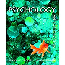 Psychology: An Exploration Audiobook by Saundra Ciccarelli Narrated by Mina Sands