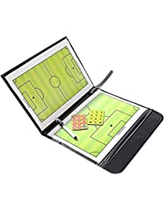 72e4d274a41 Beetest Carpeta con pizarras táctica para Entrenador de fútbol con  Accesorios estudiar Estrategia ganadora Coaching Mesa