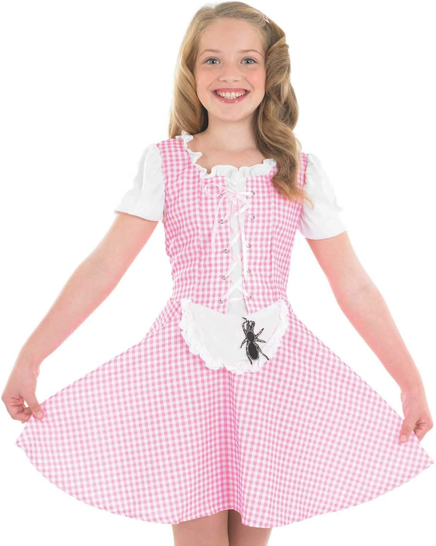 Girl - Disfraz de Dorothy para niña, talla M (6-8 años) (2974-300M ...