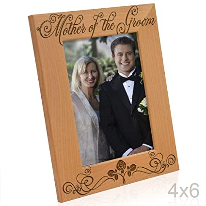 611a0a6cab16a Kate Posh - Mother of the Groom Picture Frame (4x6 Vertical)