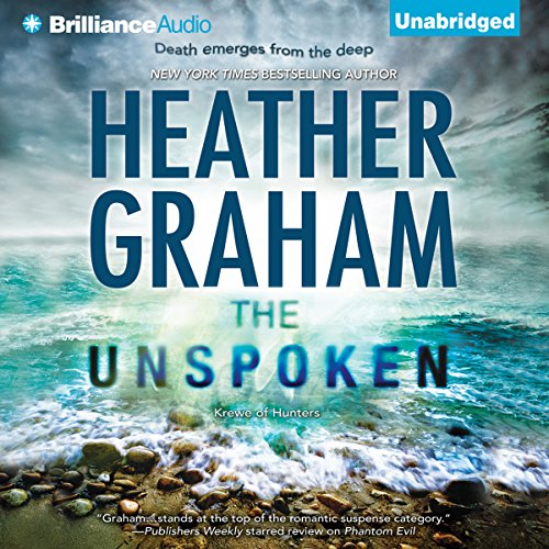 The Unspoken: Krewe of Hunters by Brilliance Audio