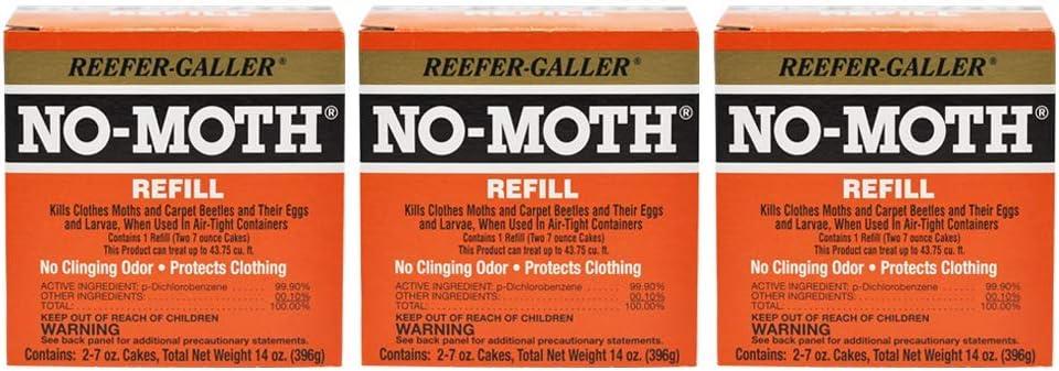 Reefer-Galler NO Moth Closet Hanger 3