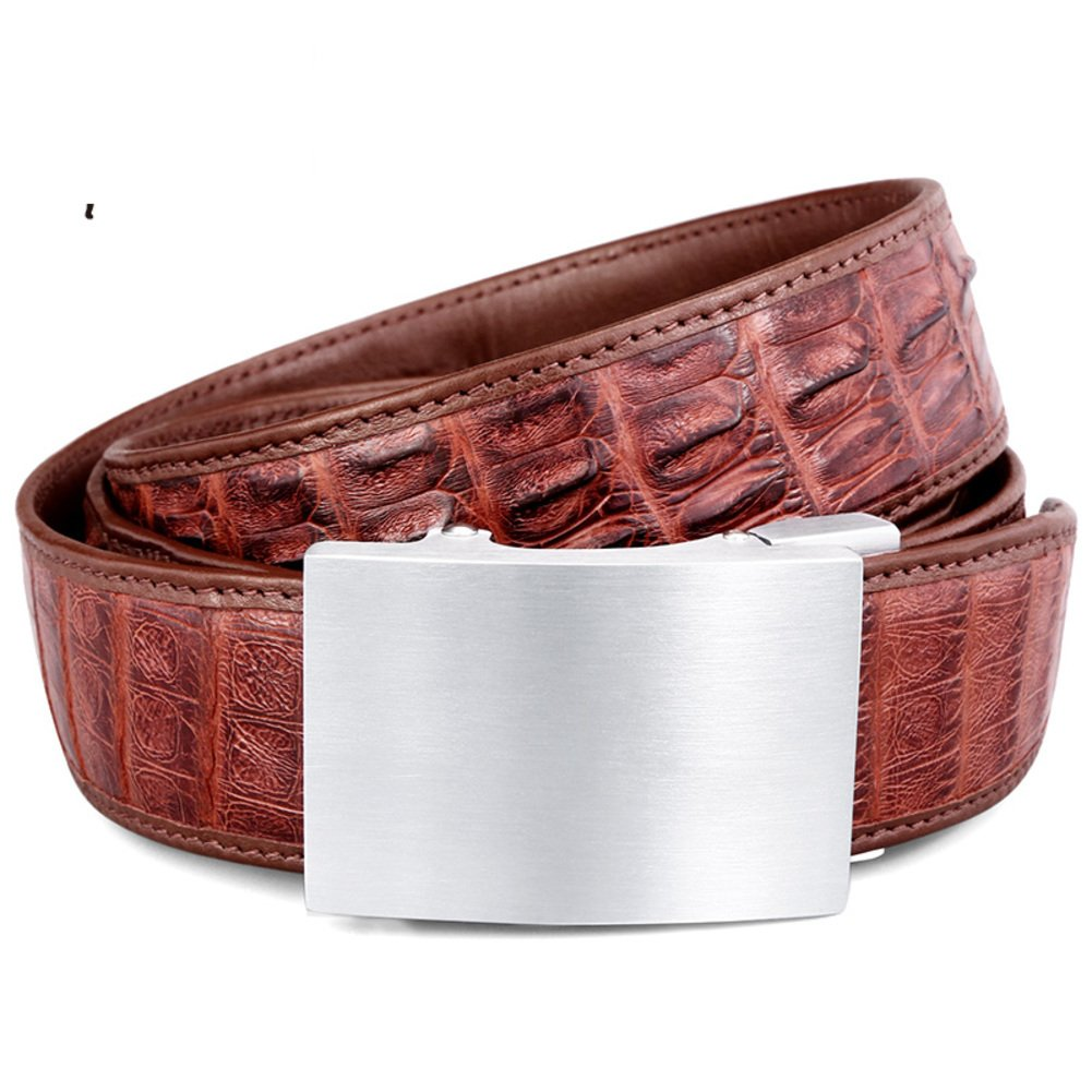 Men's belt/young business belt-A One Size