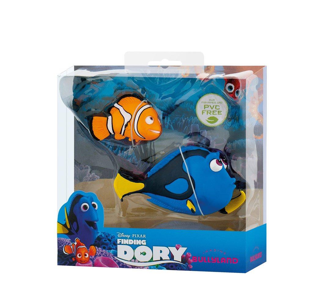 Disney Pixar Finding Dory Bullyland Figure 2 Pack Nemo /& Dory