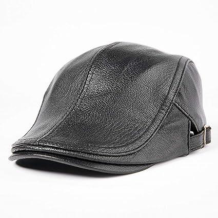 CWJ Sombrero - Gorras De Invierno De Otoño Gorro De Sombrero De Moda De Los Hombres