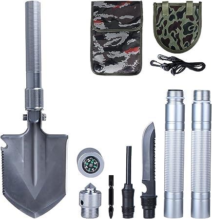 Multifunktionale Militärische Klappschaufel Garten Wandern Notfall Werkzeug Jagd