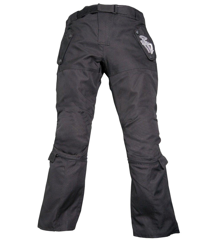 Modeka t5 pantalon pour enfant-noir 1