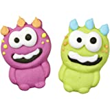 Wilton 710-0230 Monster Icing Decorations, 12-Pack
