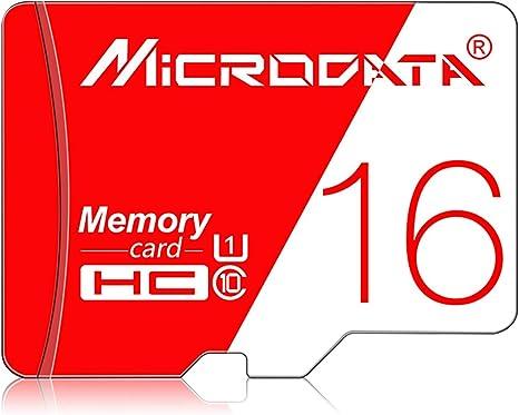Micro SD Card, tarjeta de destello de alta velocidad Full HD TF ...