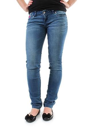 Qualitätsprodukte klassische Stile Sortenstile von 2019 Superdry Jeans Women - CIFARETTE SLIM JEAN - Super Bright ...