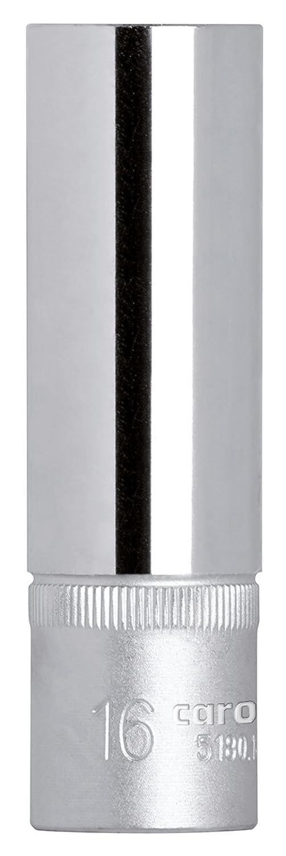 GEDORE 1696025 Vaso 1/2' para Bují as, 16mm Carolus 5180.16