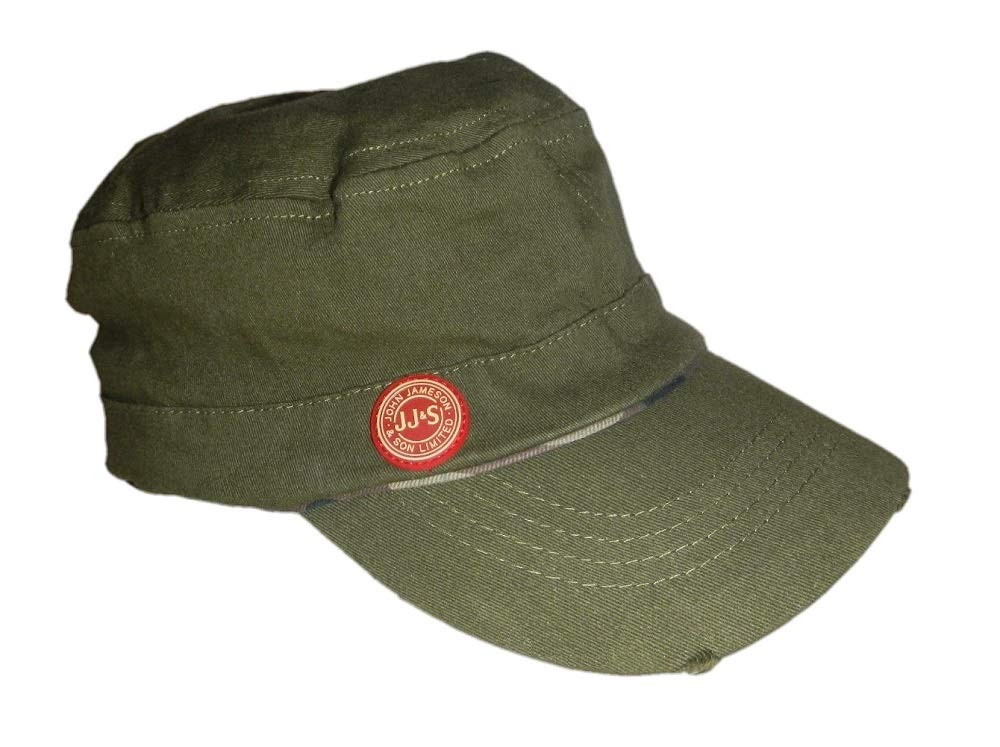 Jameson Cadet Hat - Military Green