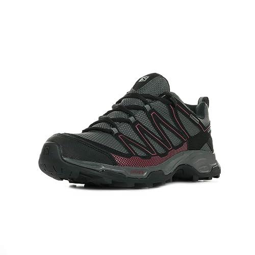 Salomon Zapatillas de senderismo Calzado Bajo Wentwood Gtx¿ W: Amazon.es: Zapatos y complementos