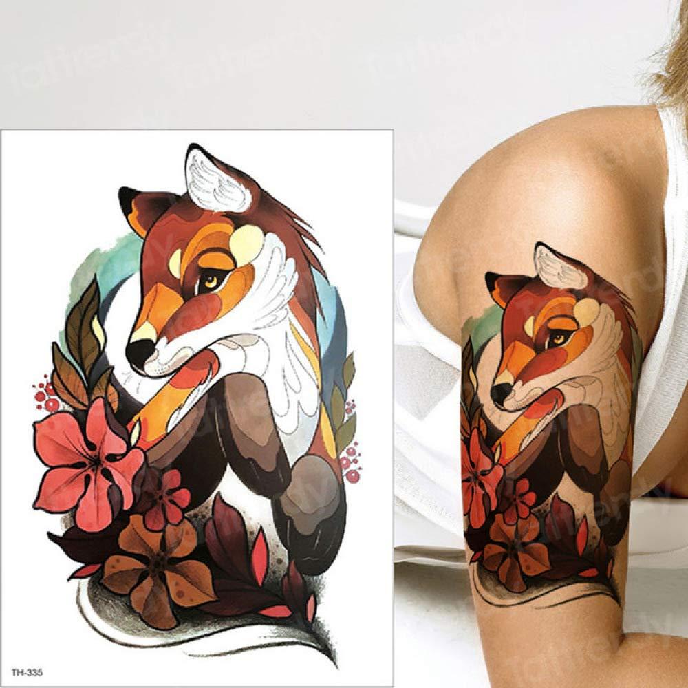 tatuajes y Arte Corporal cabeza de león tatuaje colorido león ...