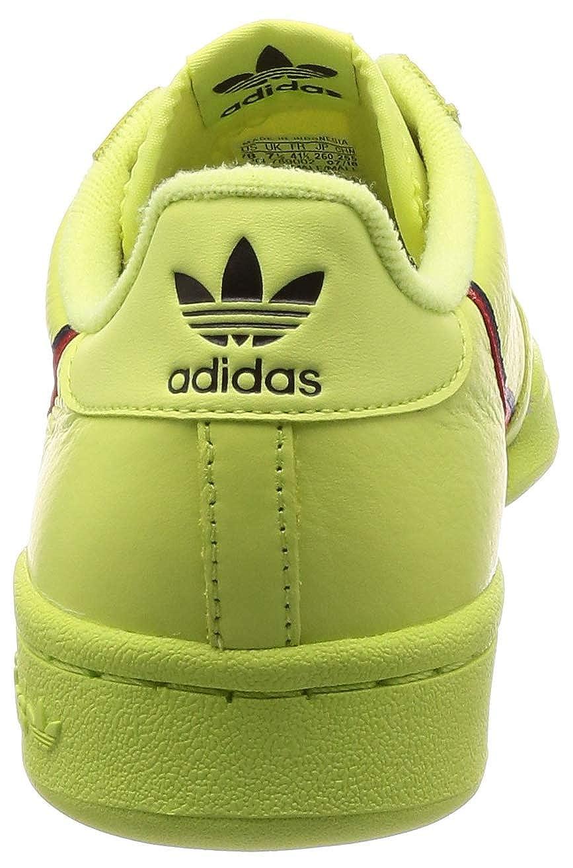 Adidas Herren Continental 80 Fitnessschuhe weiß weiß weiß Unknown  742711