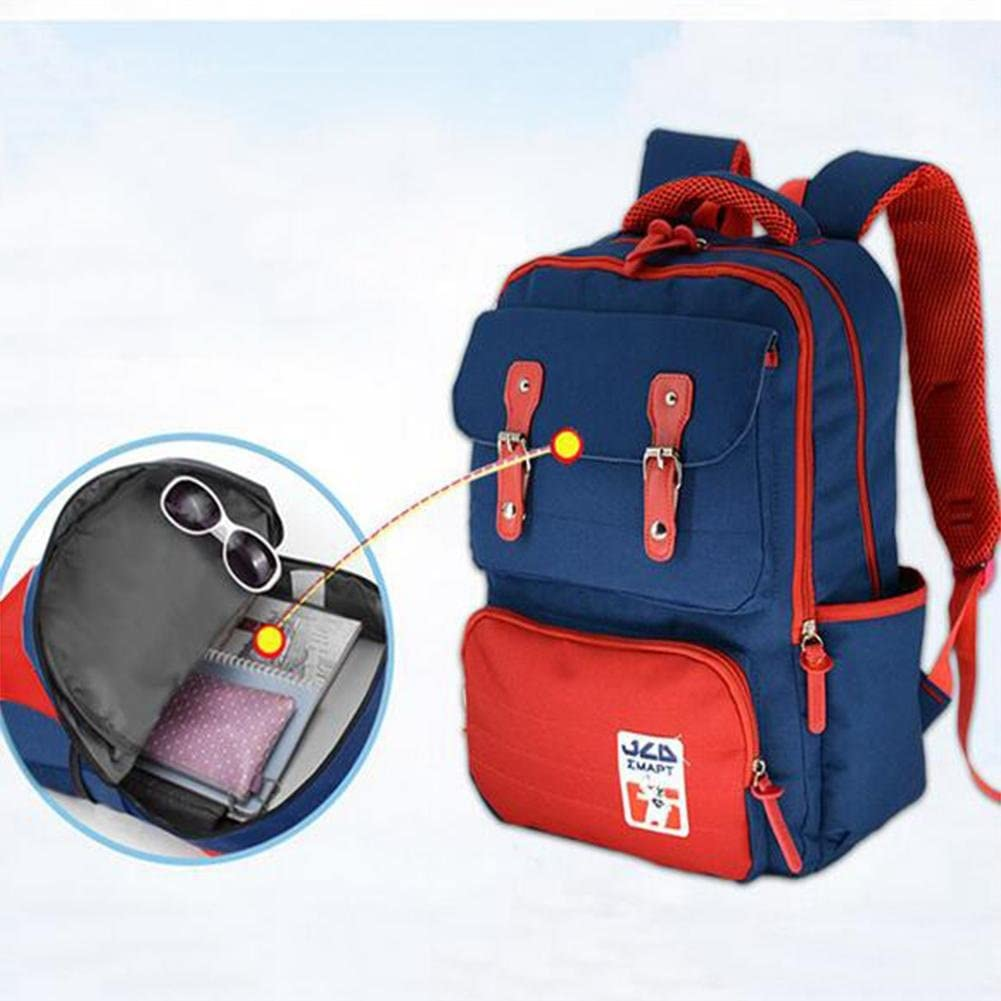 ZGSP computer Backpack, Waterproof Anti-theft Oxford backpack Can be put 14 inches computer