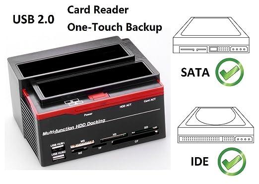 63 opinioni per Ronsen 892U Hard Disk Drive Docking Station- USB 2.0 Dual Port per Disco Rigido